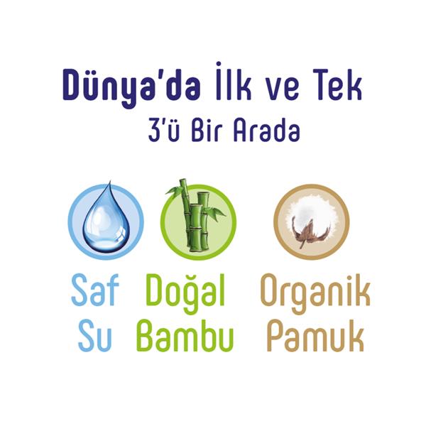 Sleepy Natural Bebek Bezi 1 Numara Yenidoğan 40 Adet