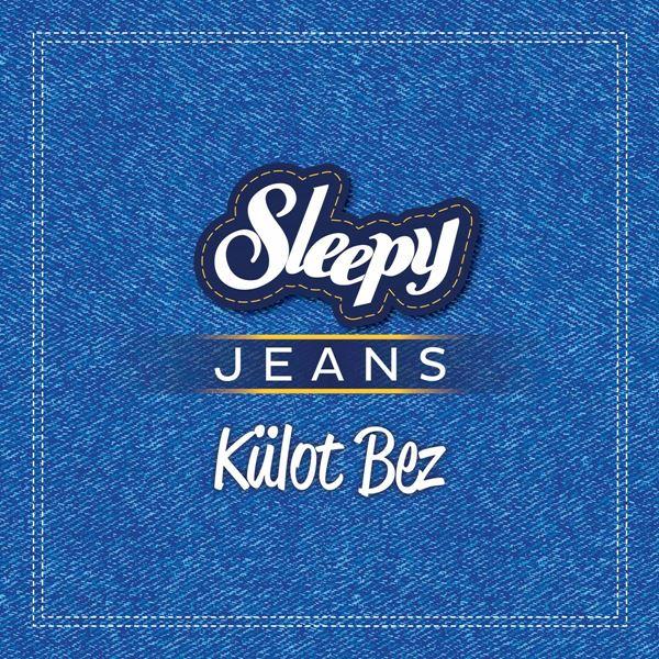 Sleepy Jeans KÜLOT Bez 6 Numara Xlarge 4'lü Jumbo 80 Adet
