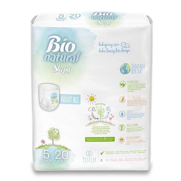 Bio Natural Külot Bez 5 Numara Junior 20 Adet