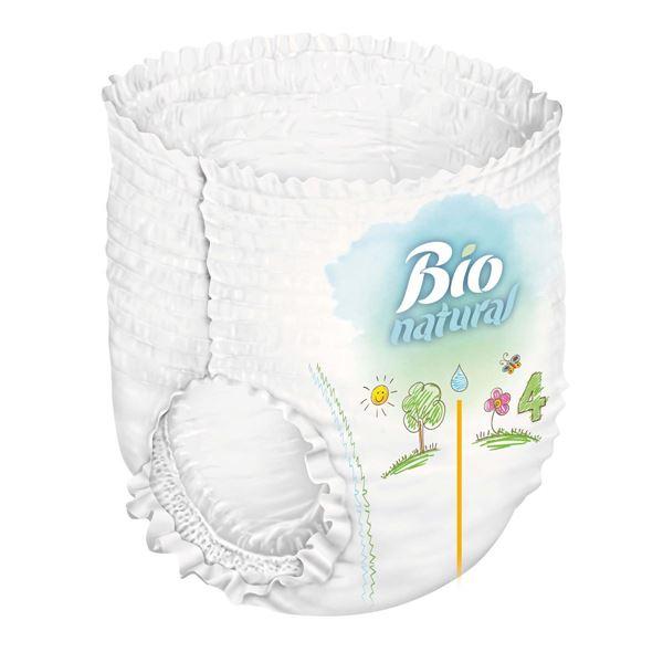 Bio Natural Külot Bez 4 Numara Maxi 288 Adet